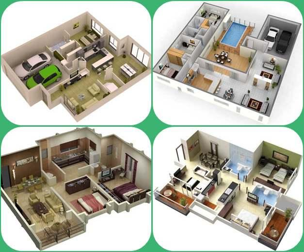 3d Simple House Plan 1 0 Apk Download Android Lifestyle Apps