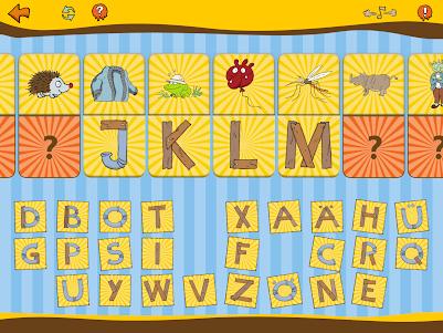 Olchi ABC - Buchstabensuppe 1.0.6 screenshot 11