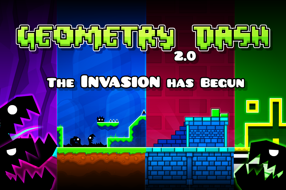 descargar geometry dash full 2.111 apk
