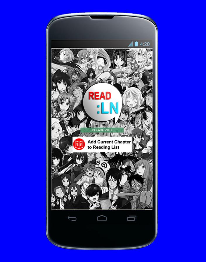 Read Web Light Novel Reader 0 0 1 APK Download - Android Books