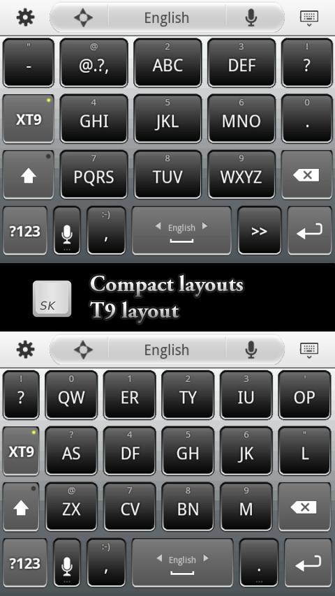 android big keyboard