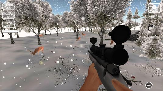 Elite Deer Sniper Hunt 3D 1.7 screenshot 1