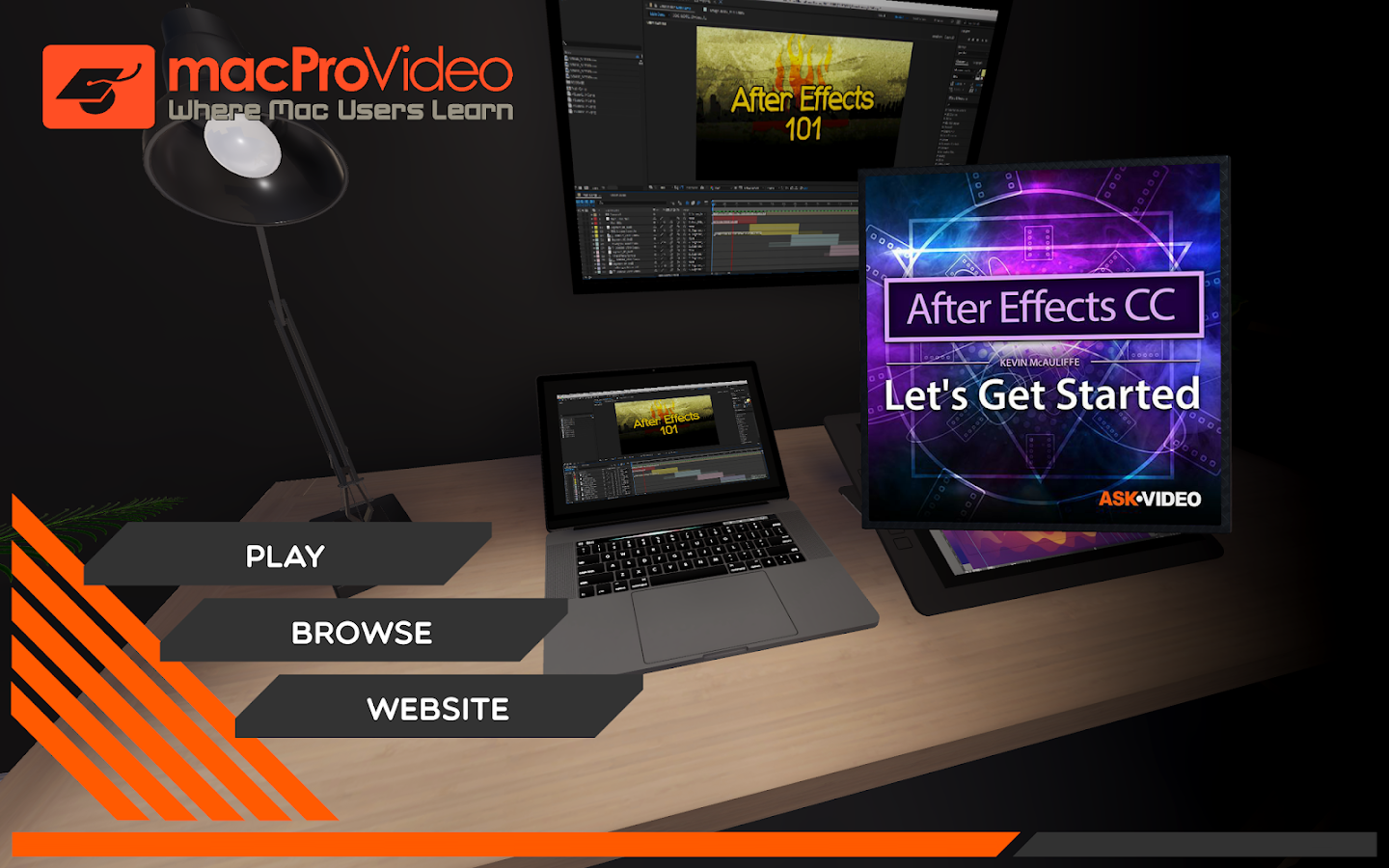 Let's Get Started with After Effects CC 101 - 2018 7 1 APK