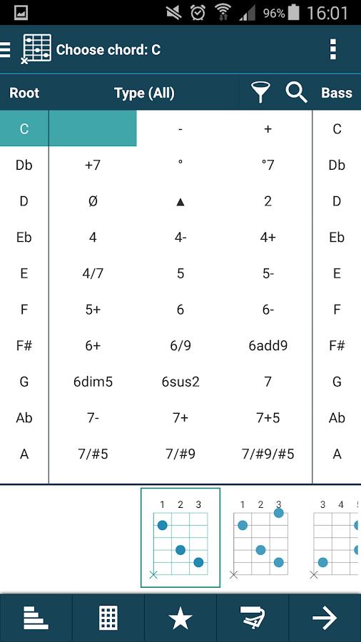 smart Chords & tools (guitar, bass, banjo, uke... V5.24.1 APK ...
