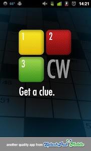 Crossword Puzzle 1.4.15 screenshot 1