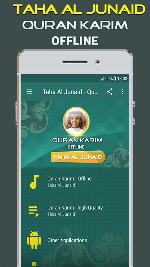 taha al junaid quran offline 1 2 Taha Al Junaid APK Download