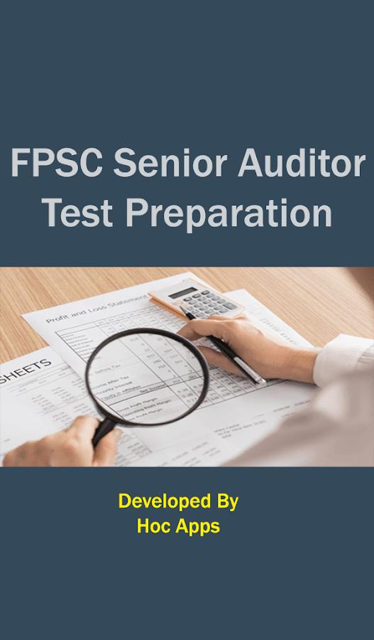 Ffpsc Calendrier 2019.Fpsc Senior Auditor Test Preparation 2019 2 0 Apk Download
