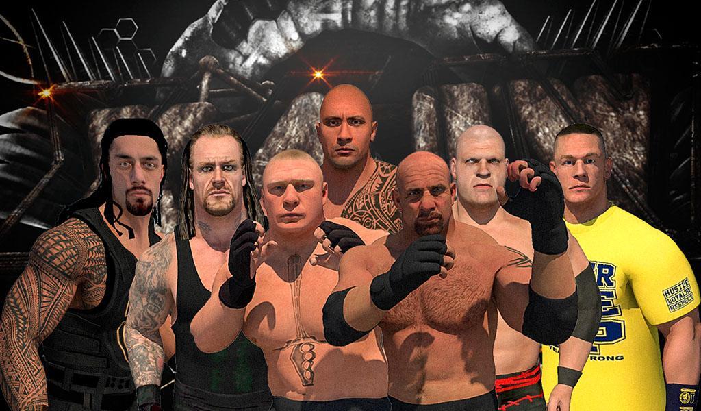 Superstars wrestling revolution 2k18 1 0 APK Download