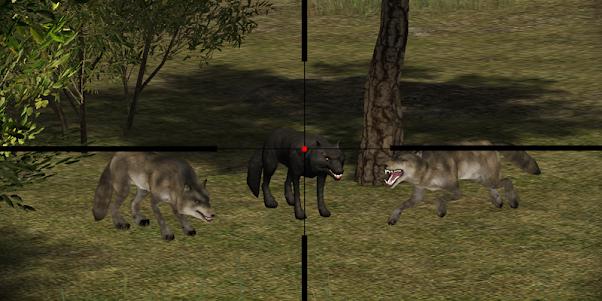 Jungle Sniper Hunter Simulator 1.1 screenshot 18