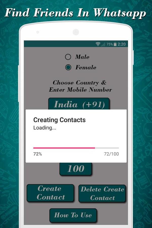 Friend Search for WhatsApp: Girlfriend Search 1 4 APK Download