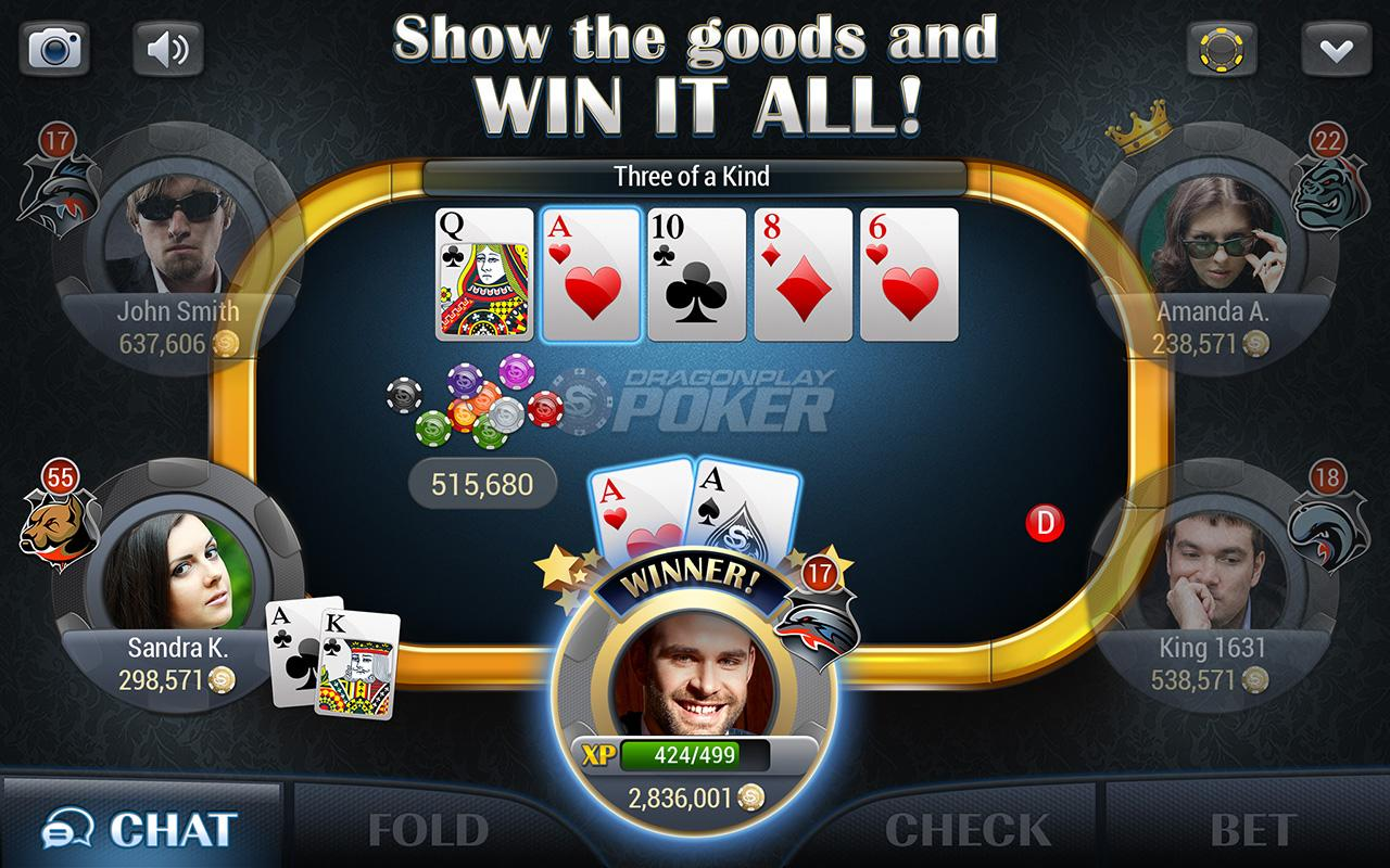 Texas holdem poker 2 android download
