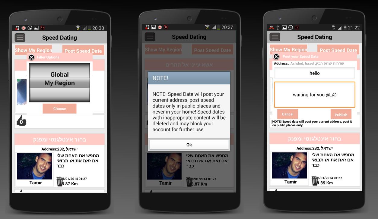 Gratis Dating app 2014