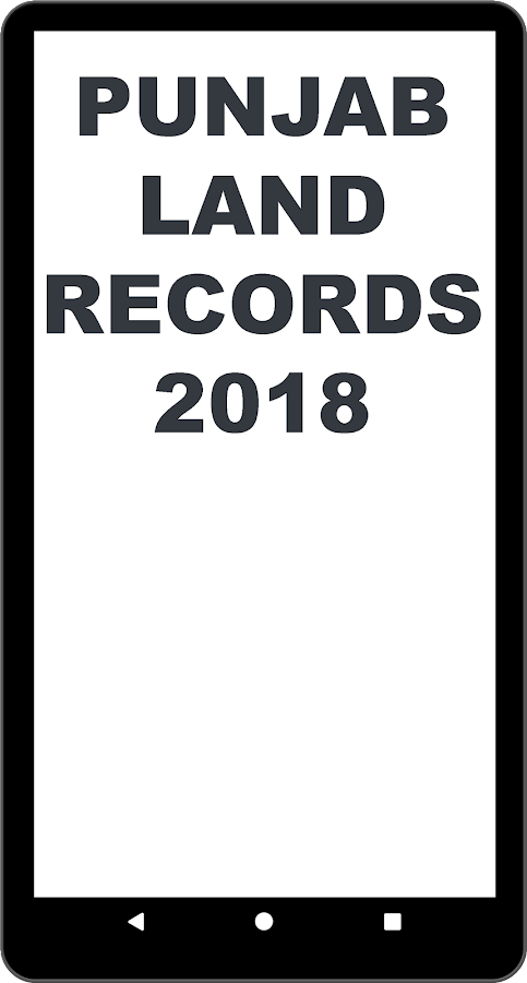 Punjab Land Records 1 1 APK Download - Android News & Magazines Apps