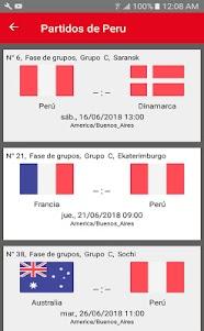 Selección Perú 1.4.8 screenshot 5