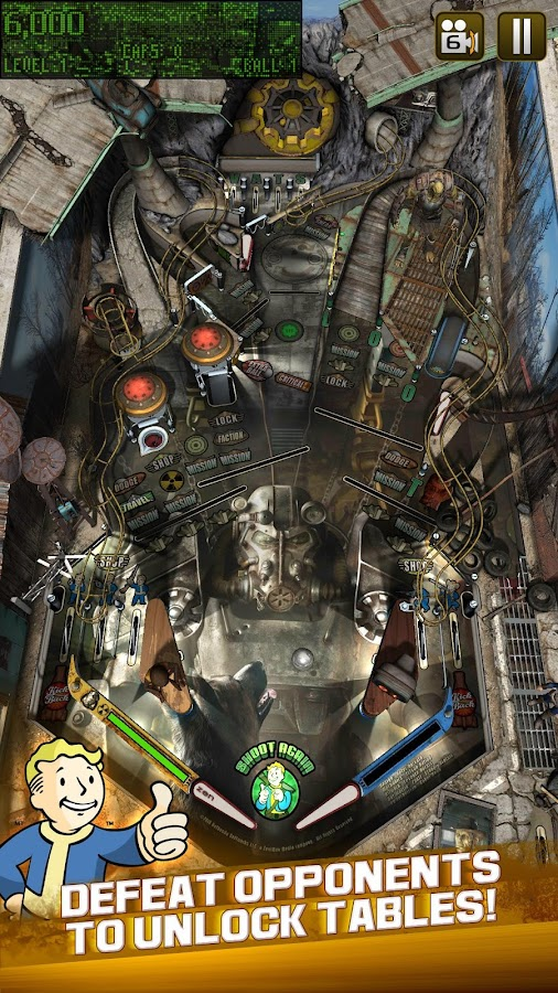 Bethesda® Pinball 1 0 11 APK + OBB (Data File) Download