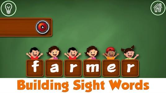 Sight Words  Pre-K to Grade-3 1.5.1 screenshot 22