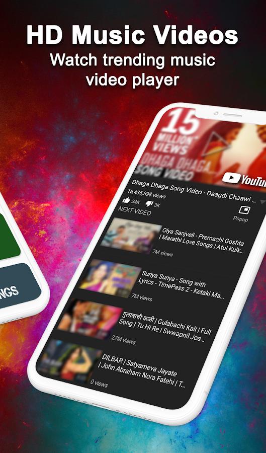 Download Marathi Songs Video: Marathi Video Songs, Gane 1.0 APK - Android  Music & Audio Apps