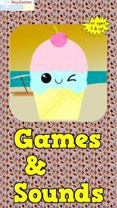 Ice Cream Games For Kids Free 1.1 screenshot 17