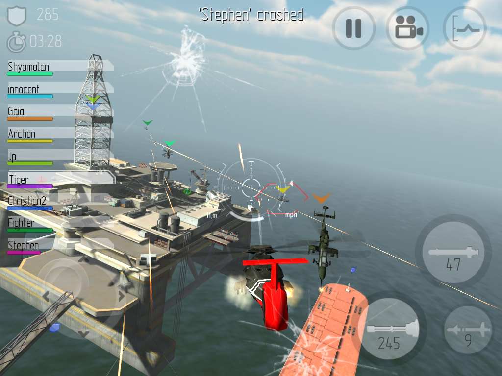 CHAOS Combat Helicopter HD №1 7 3 5 APK Download - Android