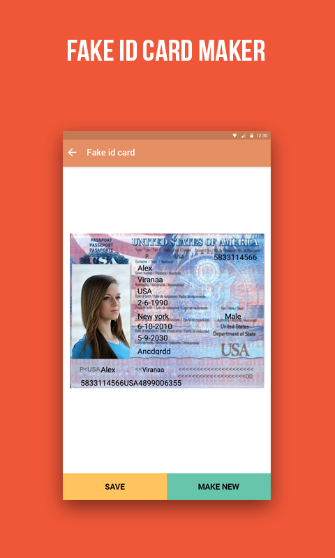 Android Id Apps Passport Download Maker 1 Entertainment Fake 0 - Us Apk