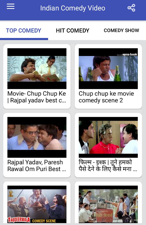 Indian Comedy Video - Comedy Scenes 1 0 2 APK Download
