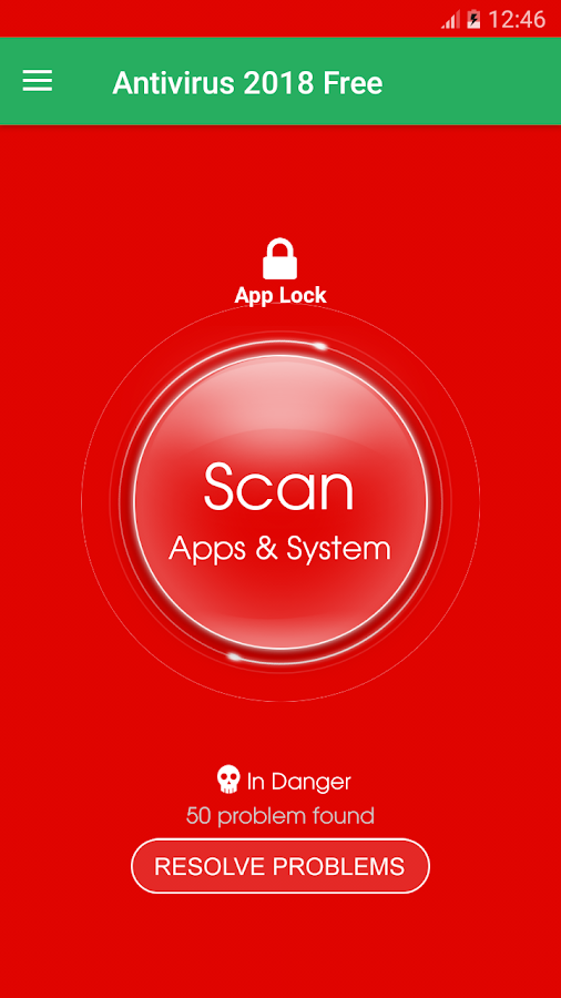 35d160694 Virus Cleaner Pro 2018 AppLock 1 APK Download - Android Tools Apps