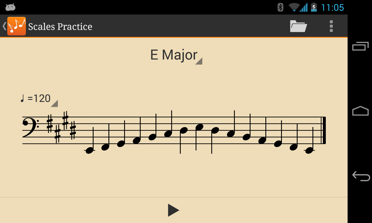 Scales Practice 1 9 0 APK Download - Android Music & Audio Apps