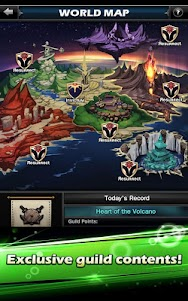 Monster Warlord 6.0.0 screenshot 5
