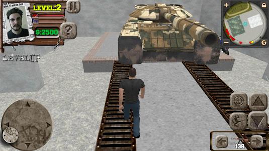 Russian Crime Simulator 1.71 screenshot 3