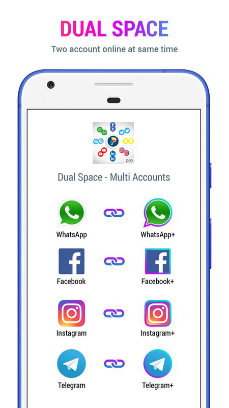 Multiple Space - Multiple Account & Parallel APP 1 6 APK