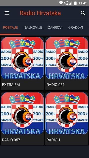 Radio Postaje Hrvatska 1 0 APK Download - Android Music