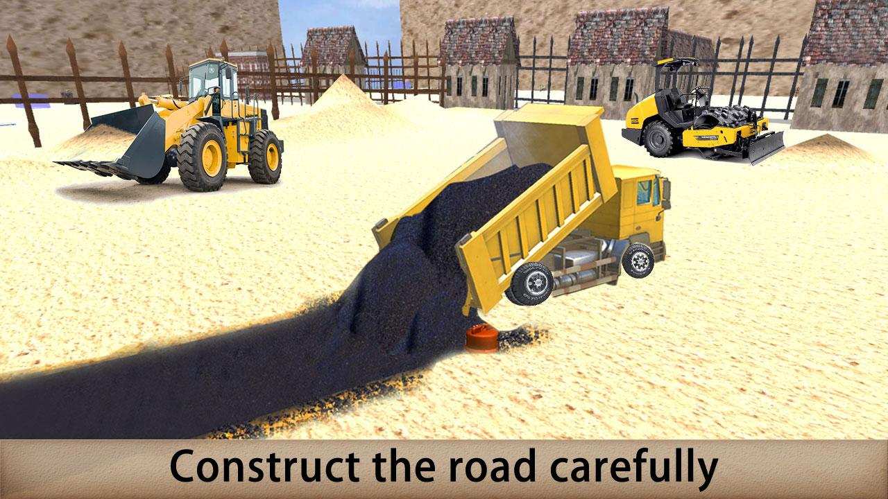 New City Road Constructor Free 1 2 APK Download - Android Simulation