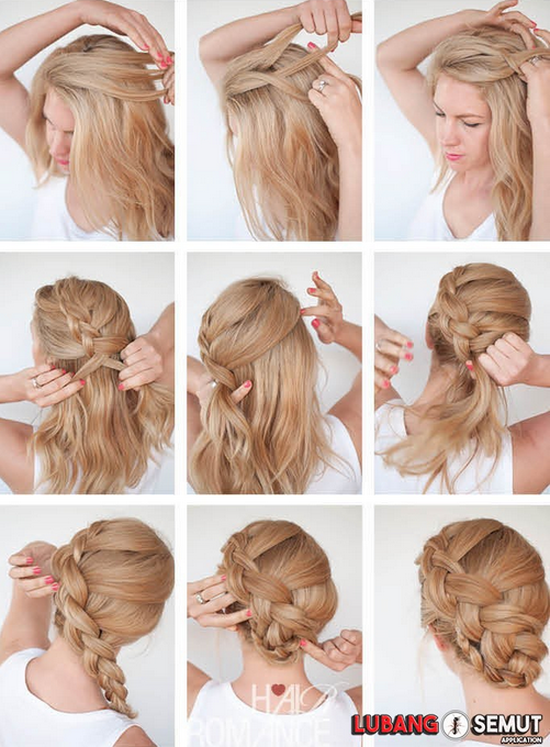 Hairstyle 2017 Step By Step 13 Apk Download Android Lifestyle Apps