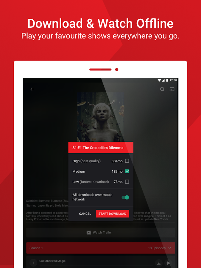 iflix Global APK Download - Android Entertainment Apps