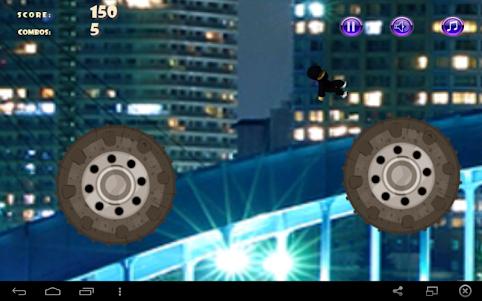 Jumping Ninja 1.0 screenshot 4