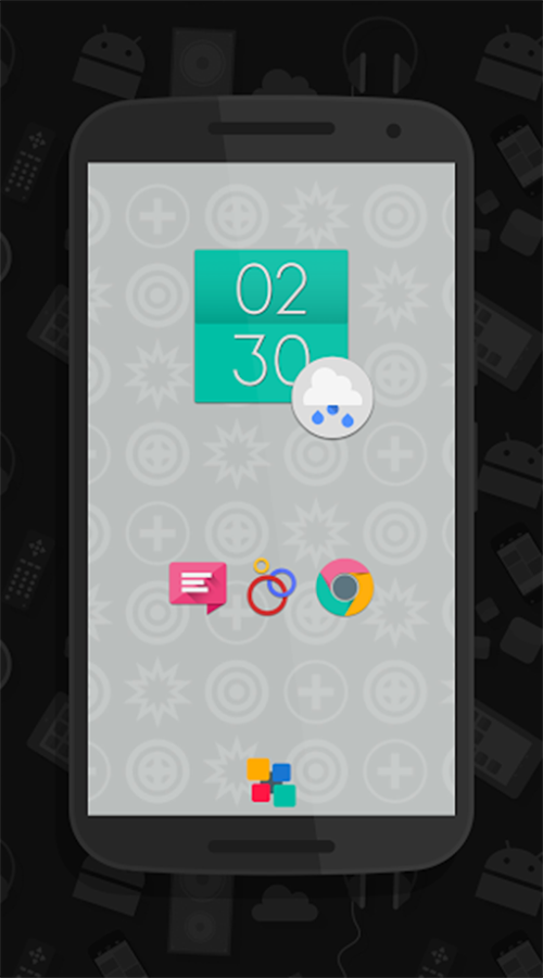 SALE) MATERIALISTIK ICON PACK 11 2 APK Download - Android