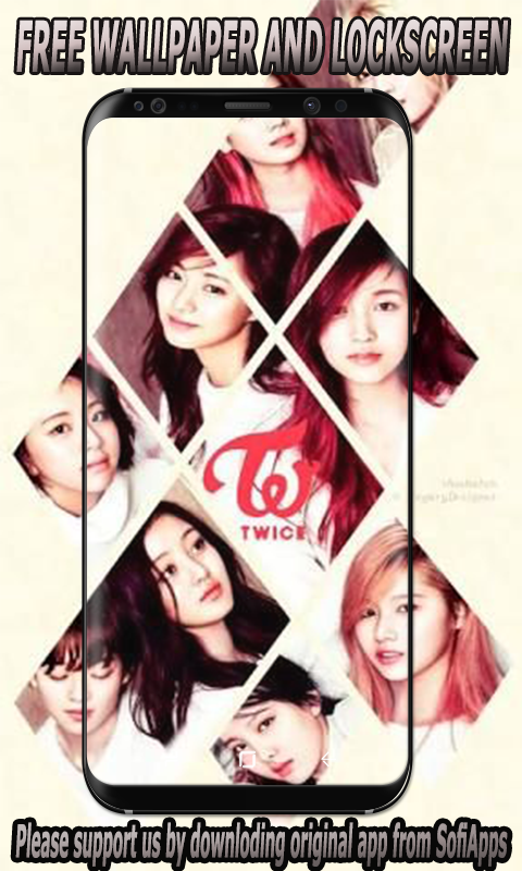 Twice Wallpapers Kpop Full Hd 52 Apk Download Android
