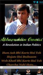 Akbaruddin Owaisi - AIMIM 1.0 screenshot 1