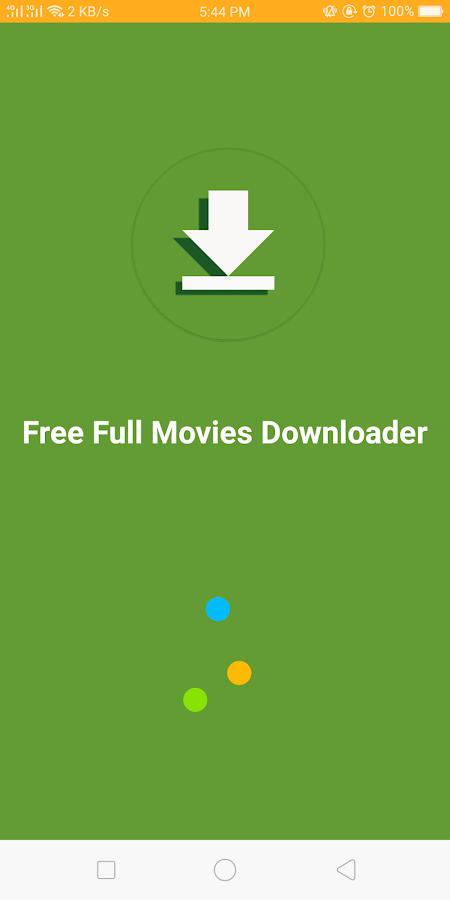 free movie download app torrent