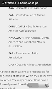 Learn Athletics Full 1.0 screenshot 4