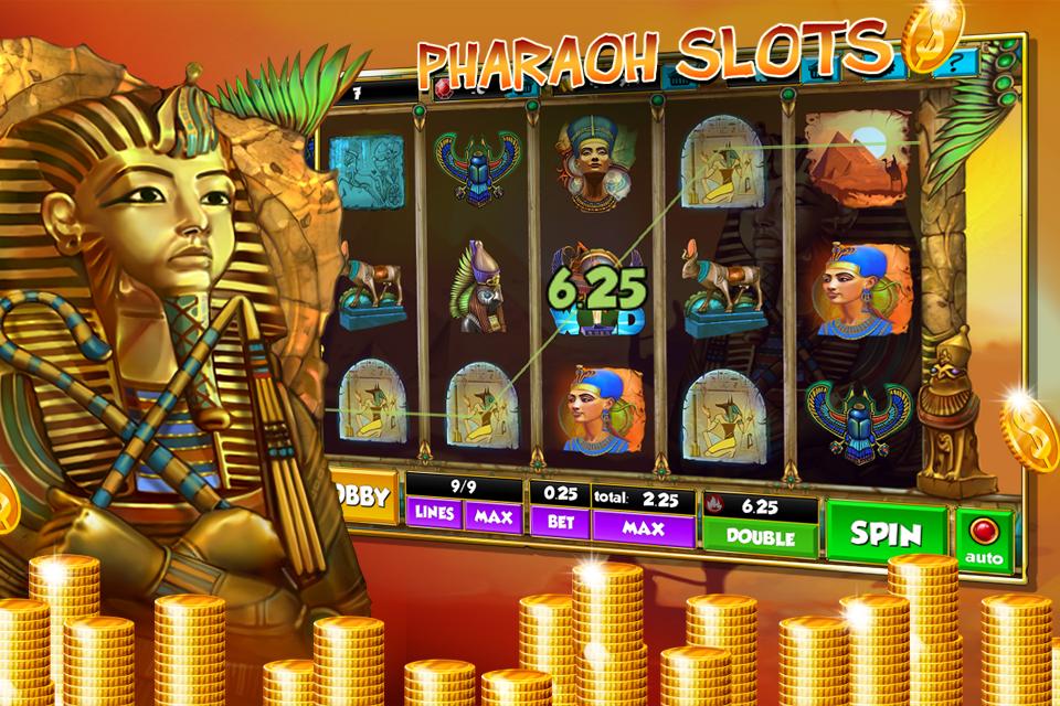 Slot pharaoh download