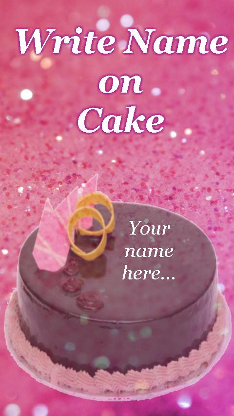 Write Name On Cake Birthday 112 Apk Download Android