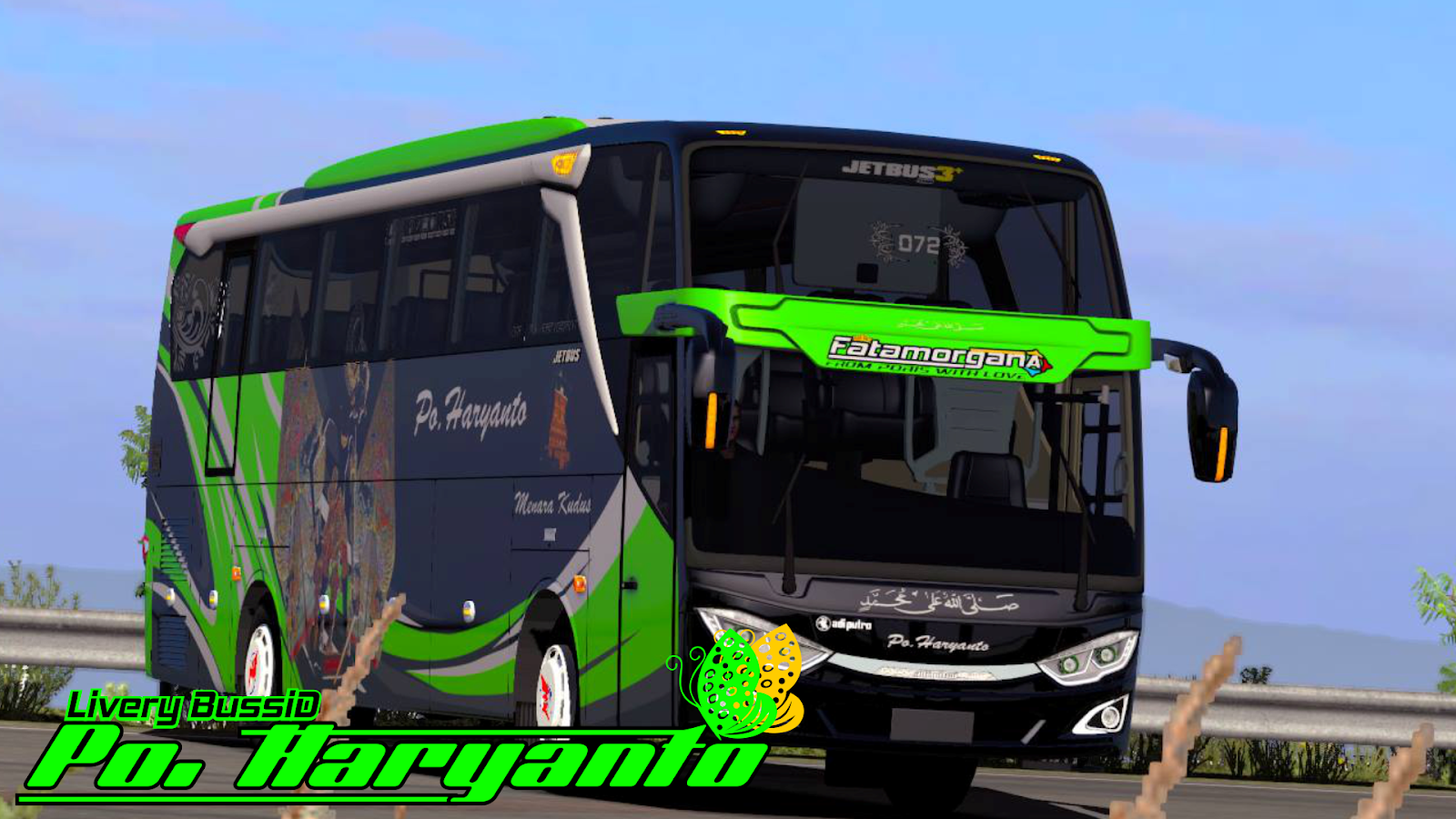 Livery bussid po haryanto 1 0 screenshot 1