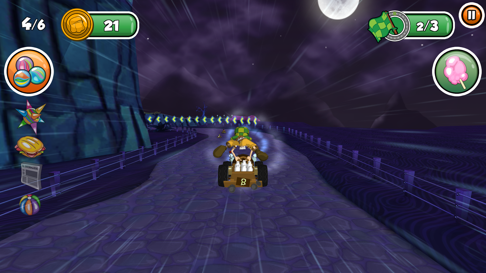 El Chavo Kart 1 7 Apk Obb Data File Download Android Racing Games