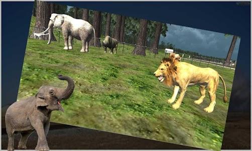 Animal Train Transport 1.0 screenshot 2