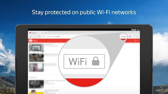 Yandex Browser with Protect  screenshot 13