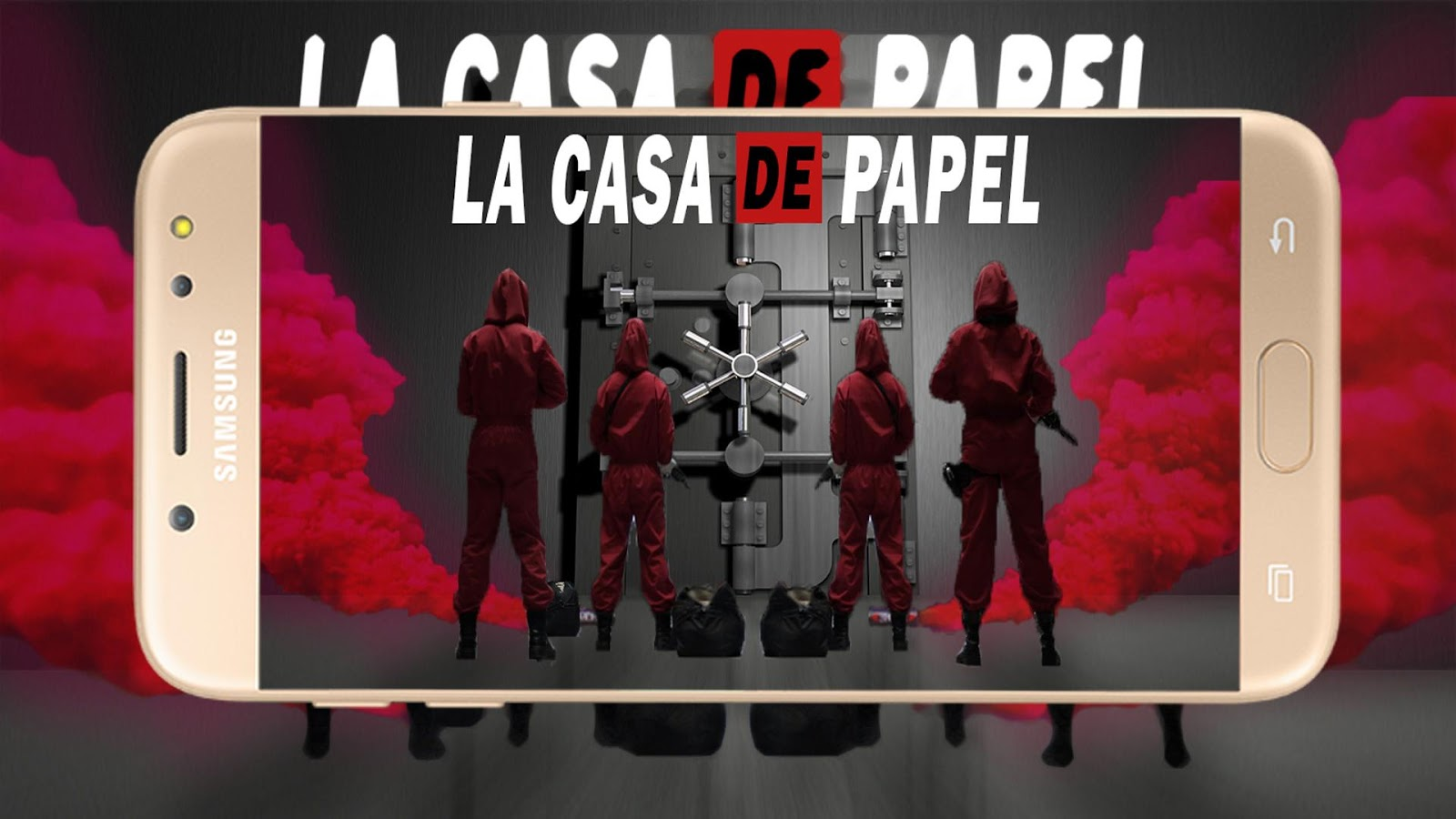 La Casa De Papel Hd Wallpaper Best 4k Picture 1 0 Apk Download