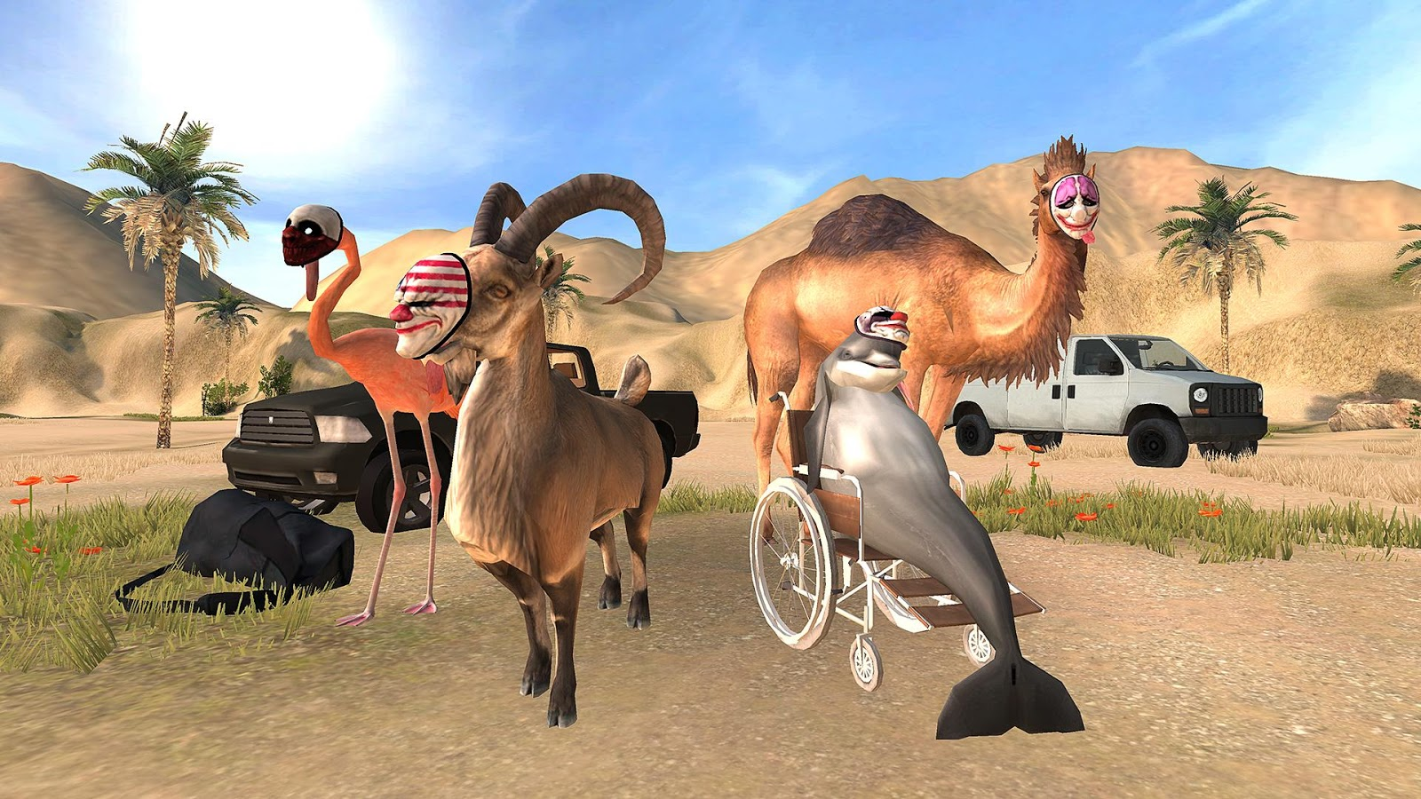 goat simulator mmo android apk