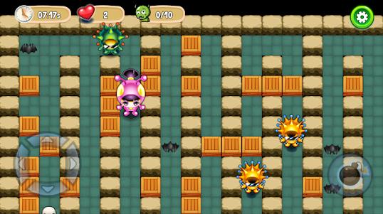Bomber Hero 2 1.0 screenshot 2