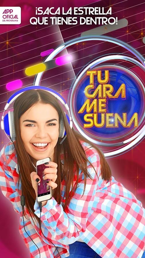 Tu Cara Me Suena by Red Karaoke, cantar y jugar 1 0 APK Download